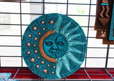 Sun & Moon Art Piece