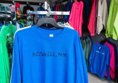 Roswell, NM Long Sleeve TShirt