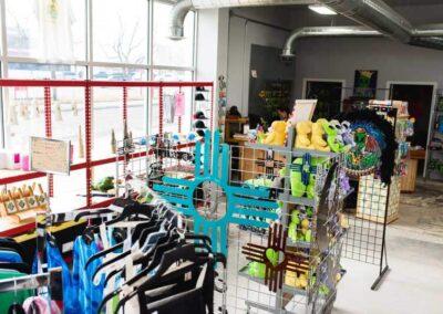 Alien Gift Shop Interior