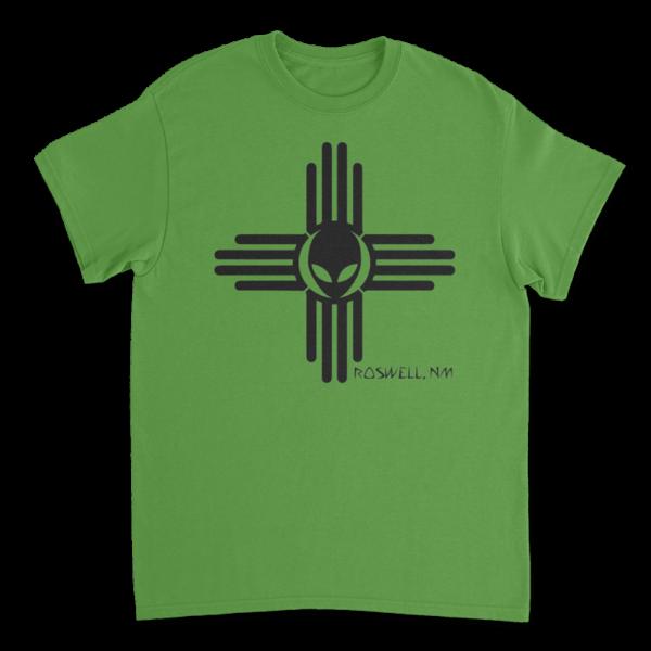 AlienZiaRoswell Electric Green