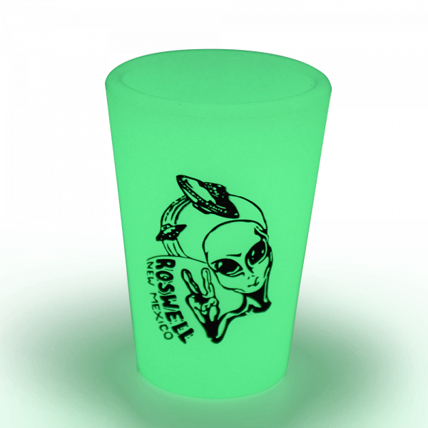invasion-station-roswell-glowing-shot-glass