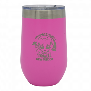 invasion-station-roswell-16oz-stemless-wine-tumbler-pink